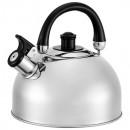 """Чайник 2,5л.со свистком""""Hoffmann-5519"""""""