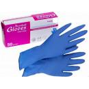 Перчатки ХБ-5н.с ПВХ точка