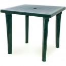 Стол металлокоркас прямоуг.65*125 кор.